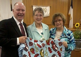 Prayer Shawl Ministry at Newberry UMC
