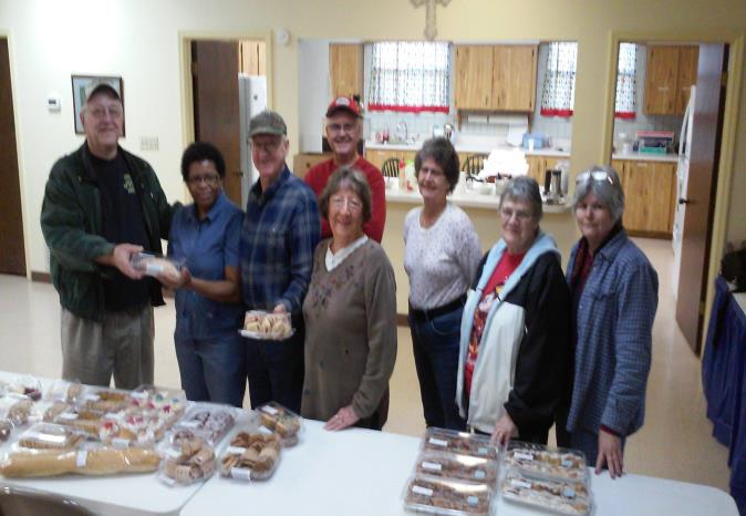 Harvest Group for Newberry UMC
