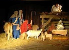 Live Nativity At Newberry UMC
