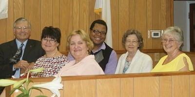 Music Minister and choir for Newberry UMC