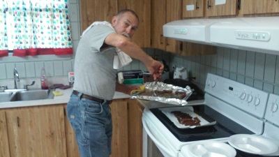 Norm fixing sausage.
