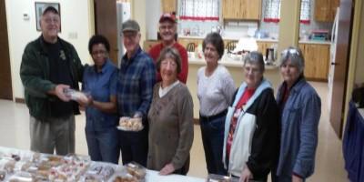 Harvest Group for Newberry UMC
