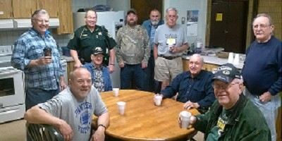 David, Stan, Jason, Richard, Norm, Doug, Jack, Robin, Fred