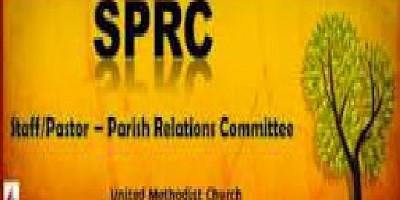 Staff Parish Relations Committee at Newberry UMC